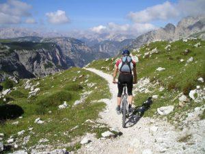 Fahrradrucksack für große Touren