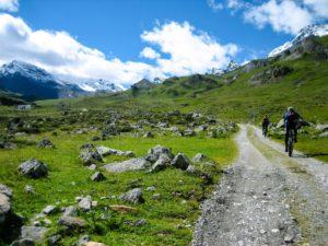 Mountainbike Rucksack test